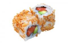 701,maki croquant saumon avocat