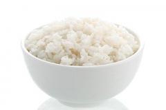 E3, riz blanc