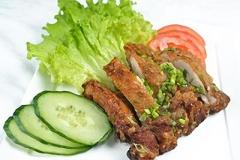 E10, poulet croustillant