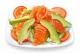 E12, salade de saumon et d'avocat