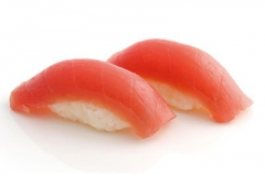 802, 2 sushi de thon