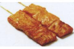 YA7, 2 brochettes de saumon