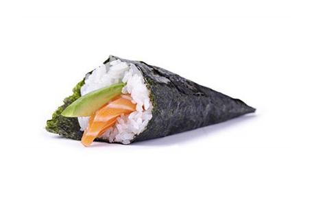 101, Temaki de saumon