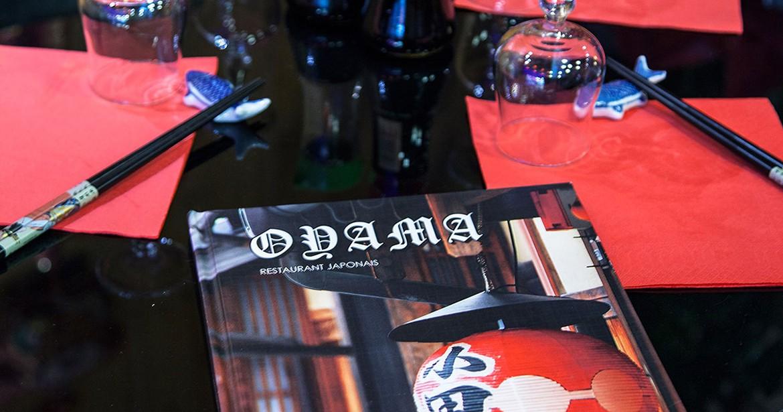 Oyama, restaurant japonais à Albi